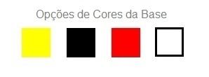 Maxima Moveis CORES DA BASE ALUMINIO