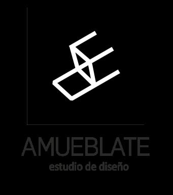 Logo amueblate PNG